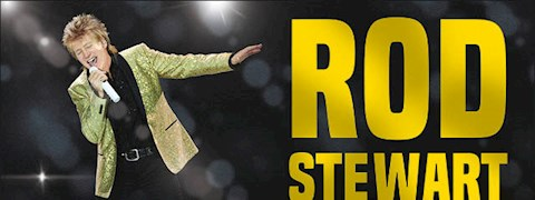 Rod Stewart Hospitality Packages