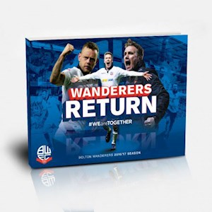 Wanderers Return - Book