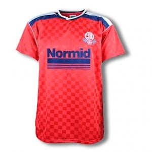 Retro Shirt Normind 1988 Away