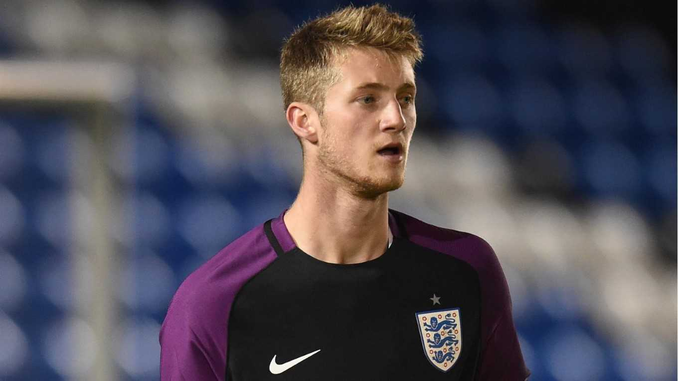 International watch: Jake Turner makes England Under-19s debut Large