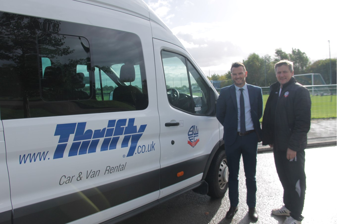 Thrifty Car and Van Rental Belfast, Belfast, United Kingdom. likes · 2 were here. Book and pre pay online for your short term car hire or van rental.