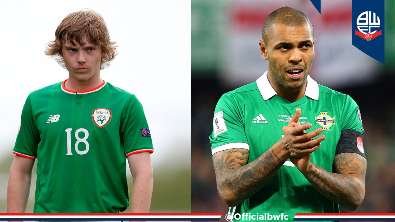 Luca Connell Josh Magennis International duty.png