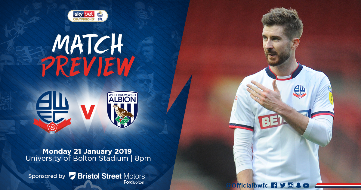 18655a8a65b Preview  Bolton Wanderers v West Bromwich Albion - News - Bolton ...