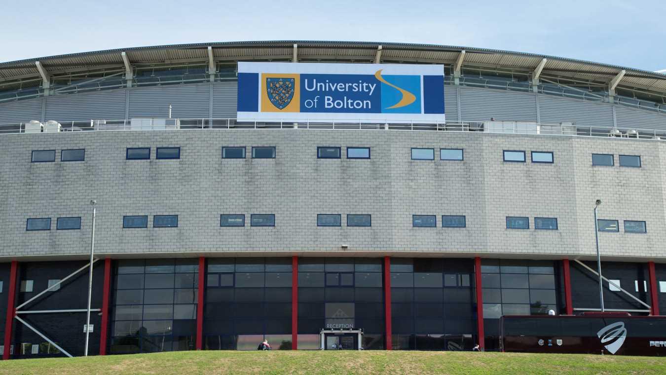 Tickets On Sale For University of Bolton Stadium Double Header